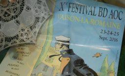 Le festival BD AOC vous donne rendez-vous pour sa Xè édition